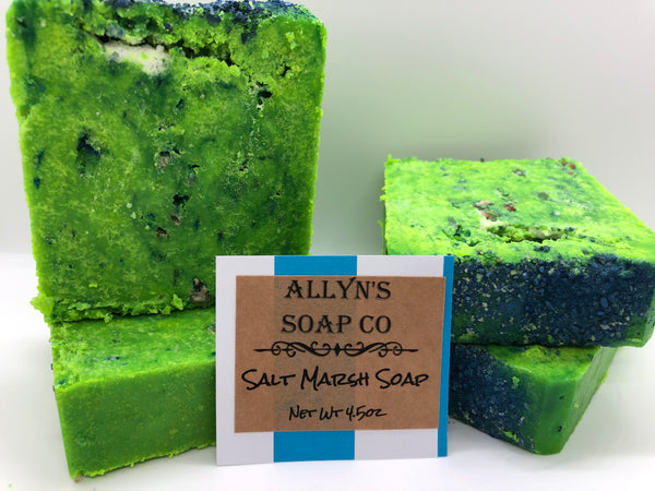 Salt Marsh Soap