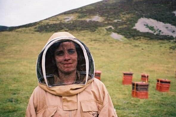 Katie of the Scottish Bee Company
