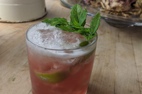 cocktail mint