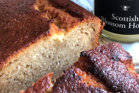Blossom honey banana bread
