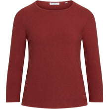 Laden Sie das Bild in den Galerie-Viewer, MYRTHE tight o-neck knit