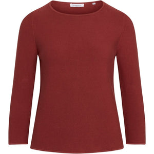MYRTHE tight o-neck knit