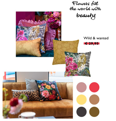 TURN YOUR HOUSE YOUR HOME WITH DECORATIVE PILLOWS