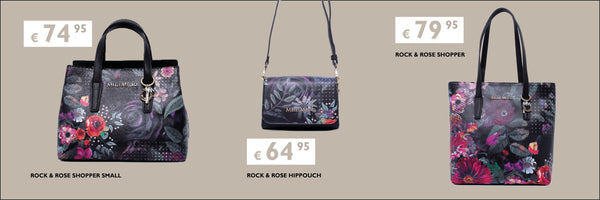 ROCK EN ROSE COLLECTION TASSEN MELLI MELLO
