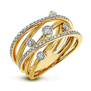 Ring-Cubic Zircon