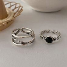 Load image into Gallery viewer, RINGS-925 SILVER