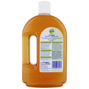 Dettol Classic Antibacterial Disinfectant Liquid 750mL (In Stock)