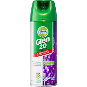 Glen 20 Disinfectant 300g Lavender (Ships today from Perth)