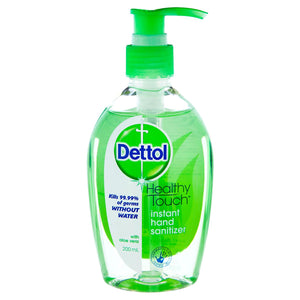 Dettol Instant Hand Sanitiser 200mL (Ships from Perth today)