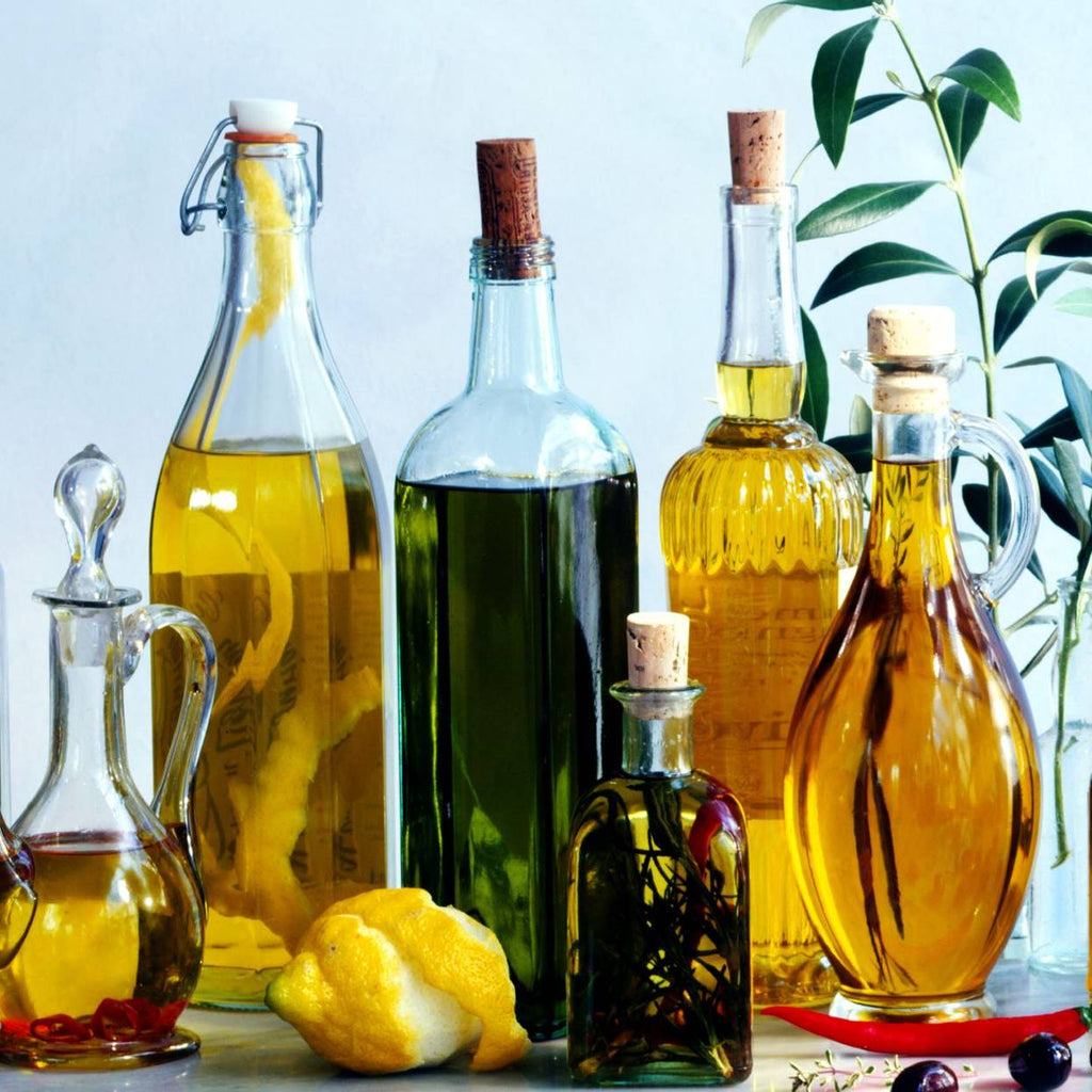 Oils & Dressings