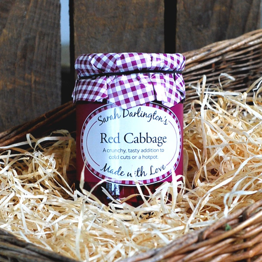 Mrs Darlingtons Red Cabbage