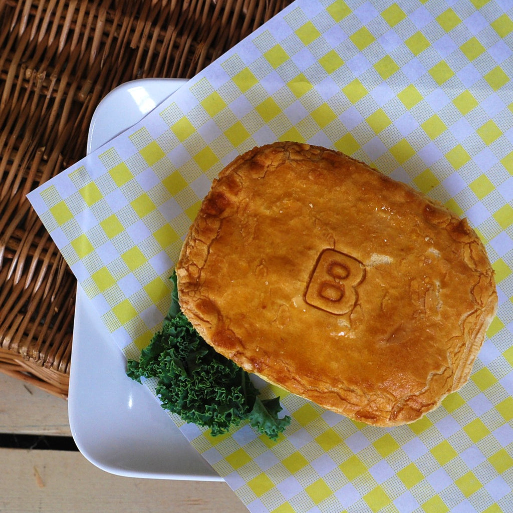 Home made Steak & Kidney Pie