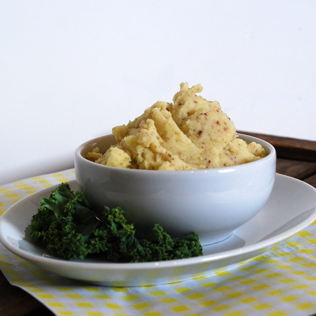 Wholegrain Beer Mustard Mash