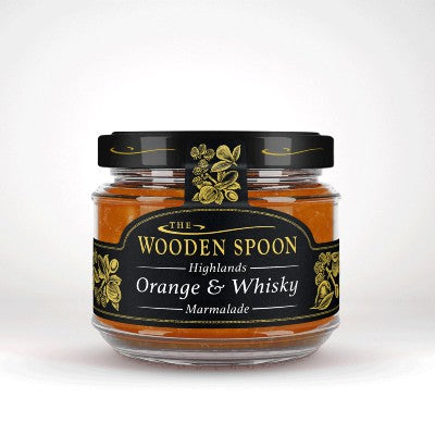 Orange and Whisky Marmalade HIGHLANDS