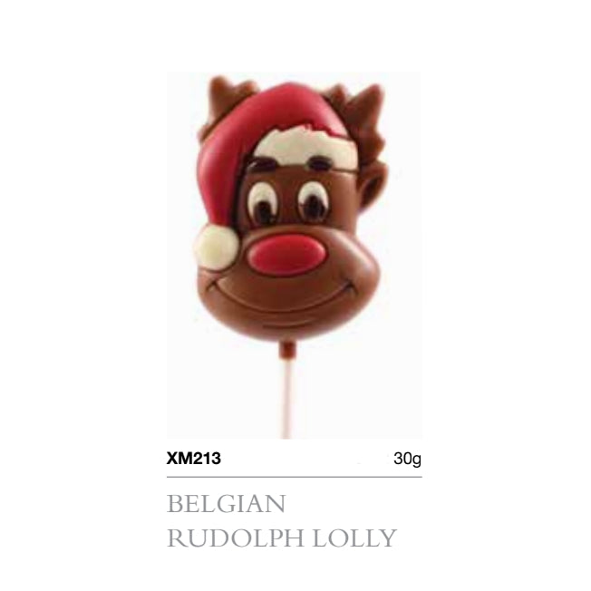 Belgian Lolly Rudolph