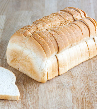 Rustic White Bread from Holwood Farmshop, Kent Surrey