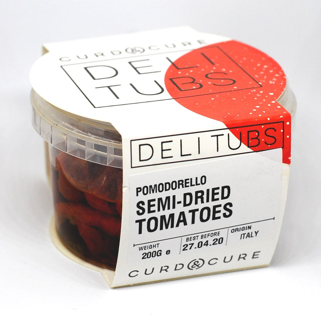 Deli Tubs Semi-Dried Tomatoes