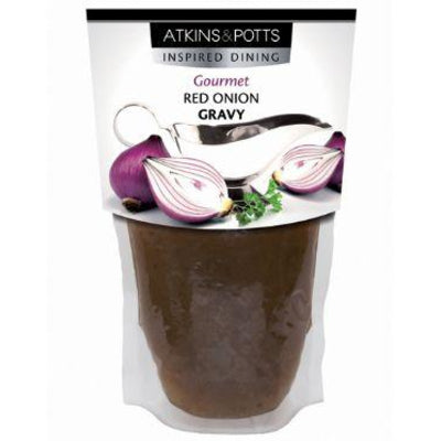 Atkins & Potts Red Onion Gravy