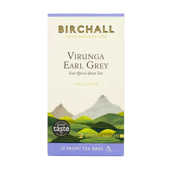 virunga earl grey tea from holwood farm shop keston kent