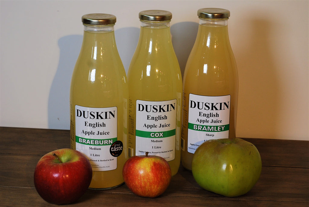 Duskin Cox Apple Juice