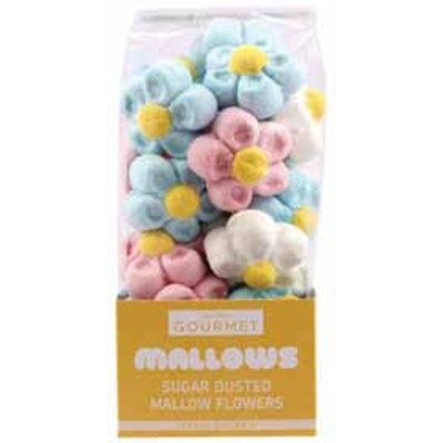 MM Sugar Dusted Mallow Flowers