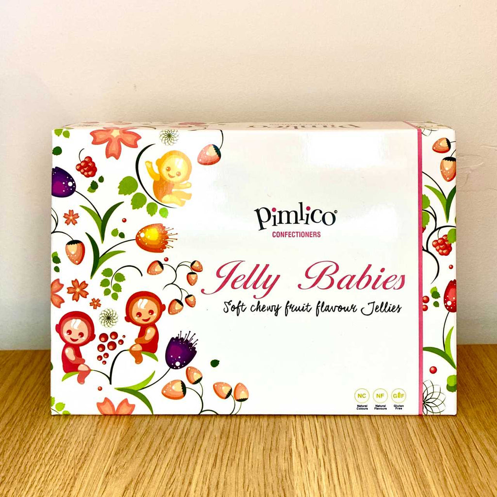 Gift Box Jelly Babies
