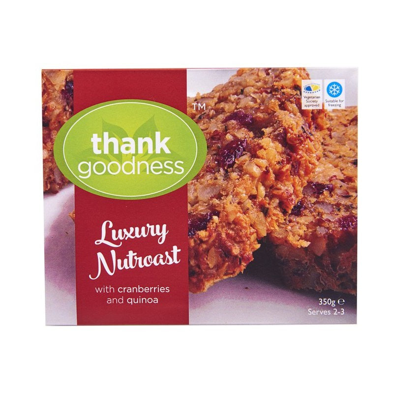 Luxury Nutroast 350g