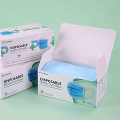 3 Ply Protective Mask: 2000/pack