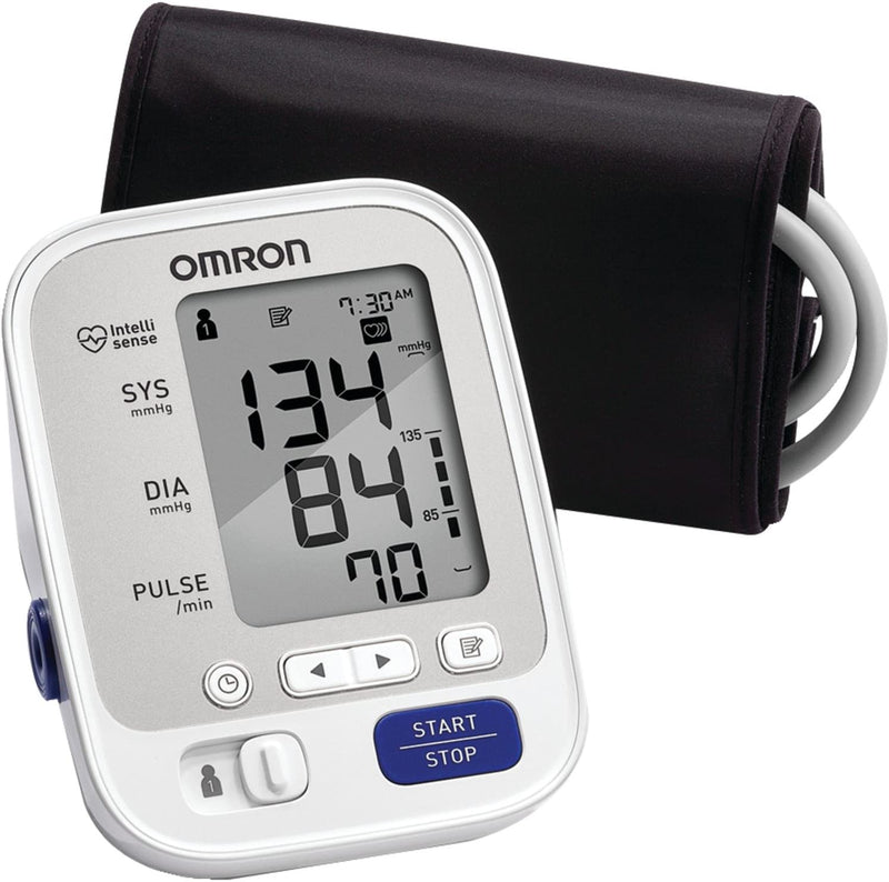 Blood Pressure Monitor - Upper Arm Cuff