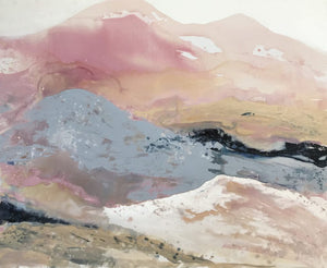 Sweet soft hills no.2, 2019