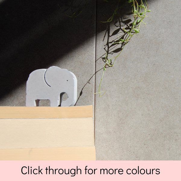 Animal Shelf Decoration - Elephant
