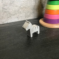 Animal Shelf Decoration - Zebra