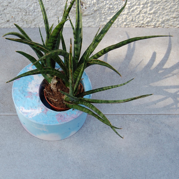Asymmetric Pot
