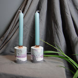 Terrain Collection Candlestick Holder Pair