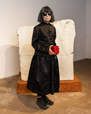Rei Kawakubo's project is an essential part of the history of feminism in Japan.