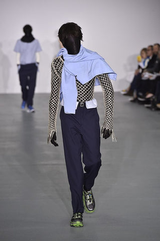 Kiko Kostadinov CSM graduate collection.