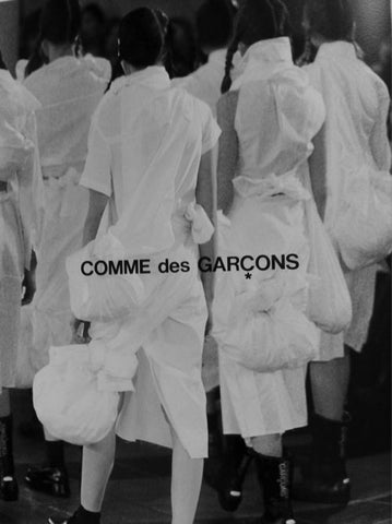 Commes Des Garcons was a transformative moment in Japanese fashion history.