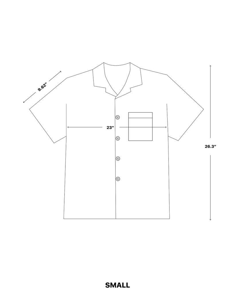 Camp Collar Size Chart Small