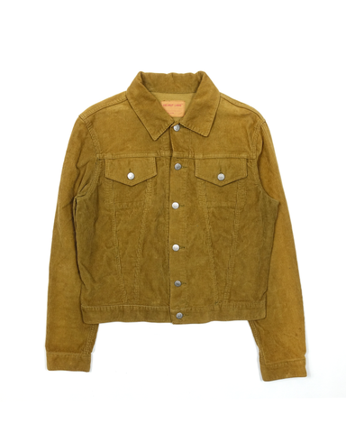 Helmut Lang Brown Corduroy Type III Jacket