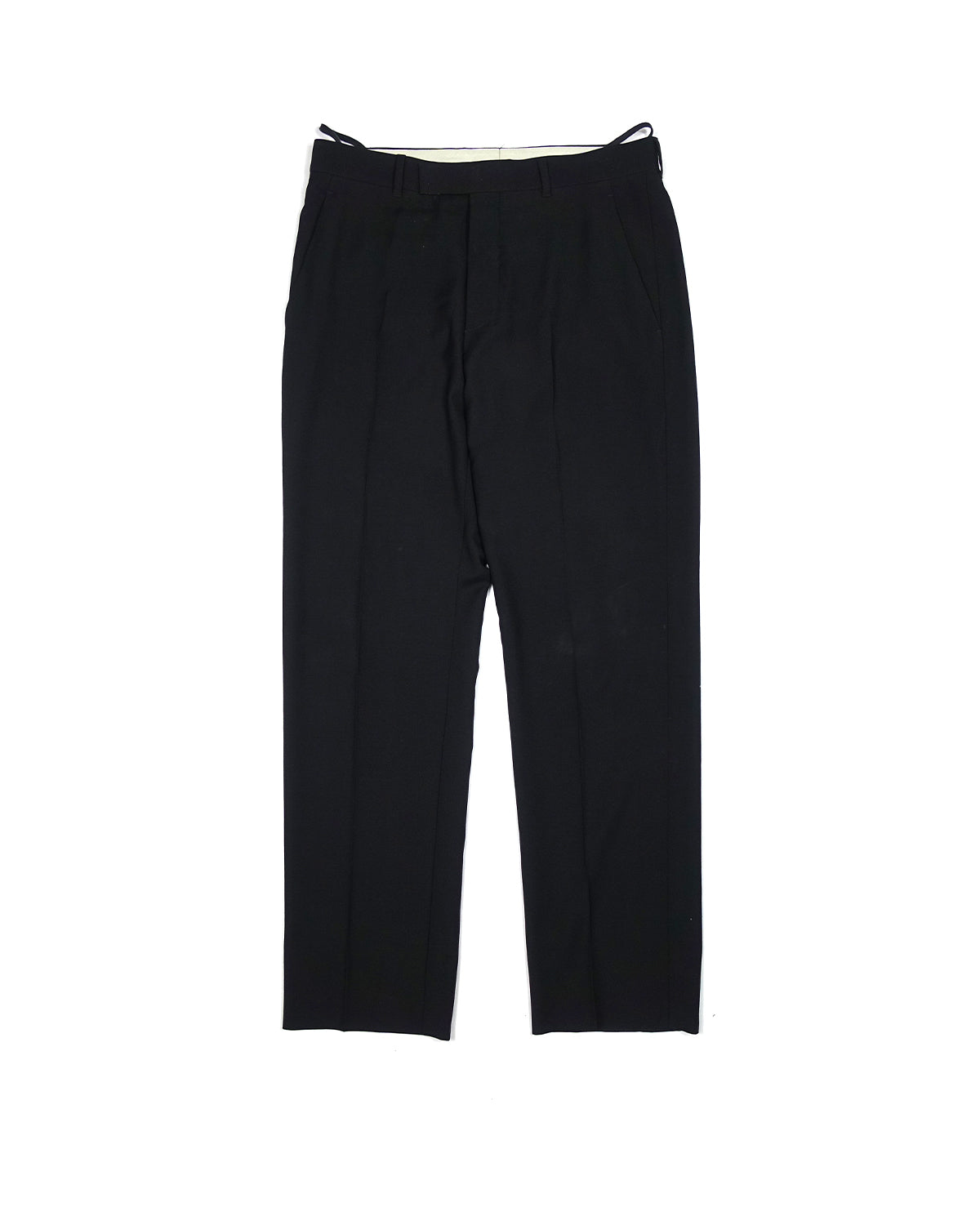 Helmut Lang Pleated Trouser AW2003