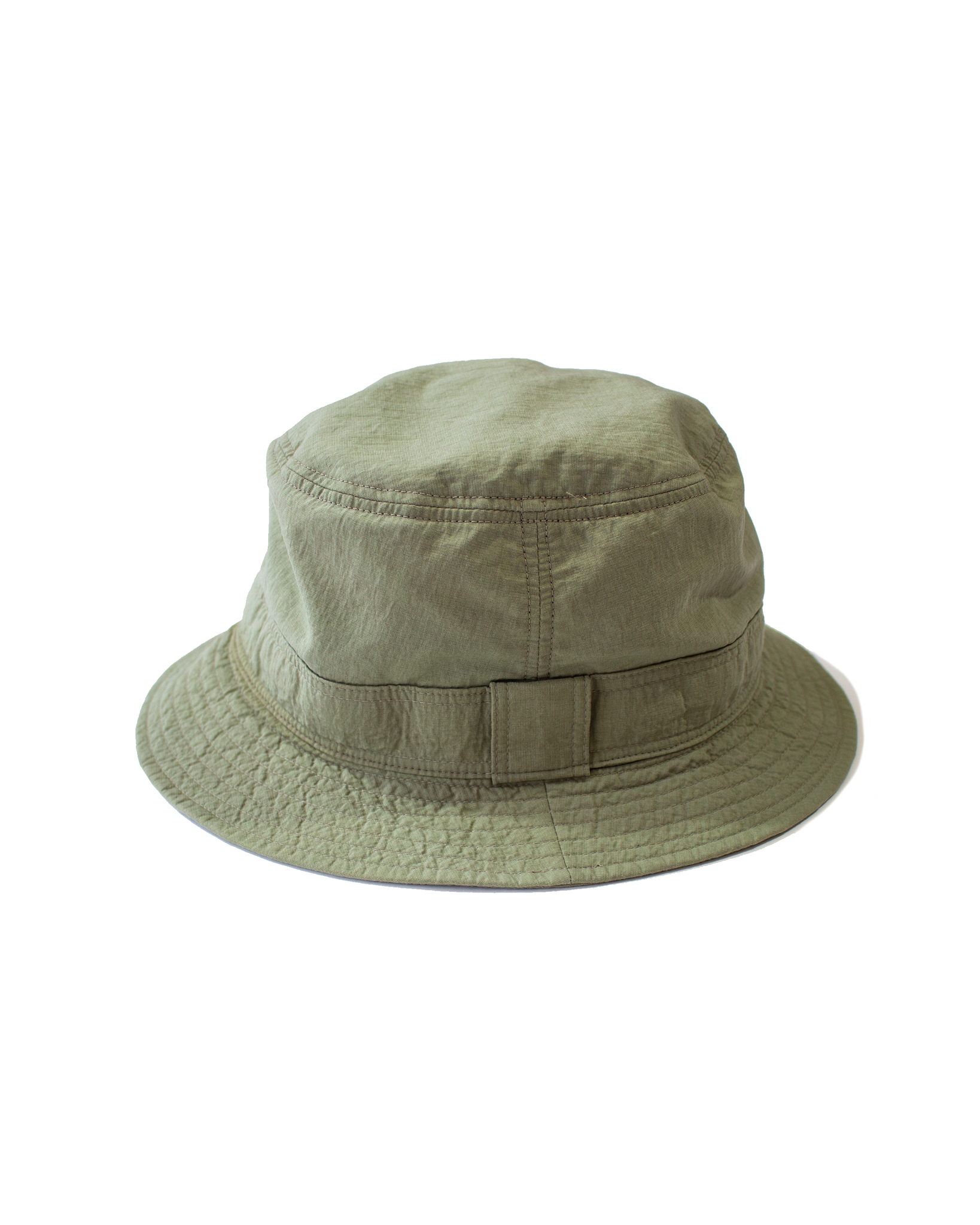 Issey Miyake Light Green Cotton Bucket Hat 1990s