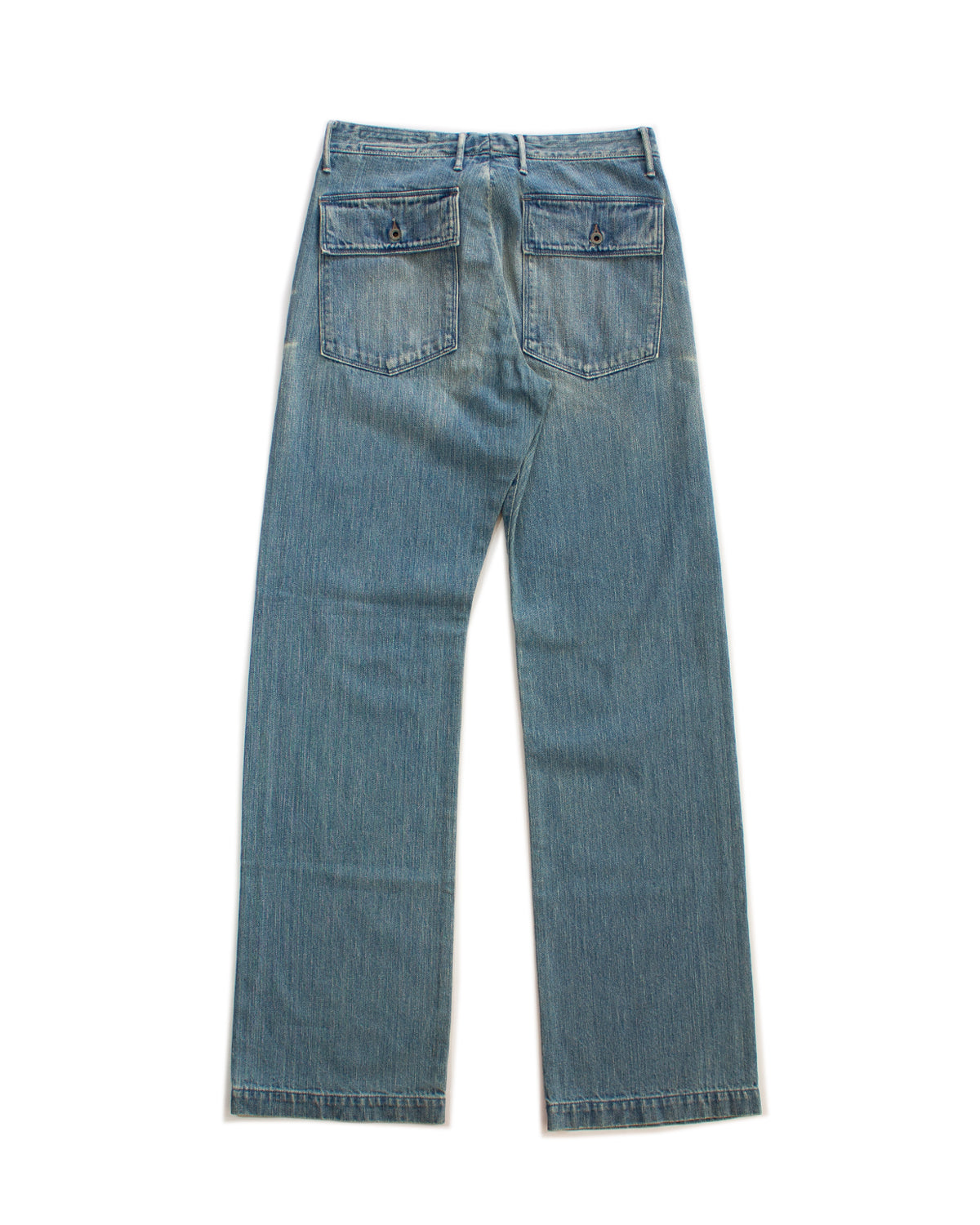 Kapital Baker Denim with Subtle Flare 2000s