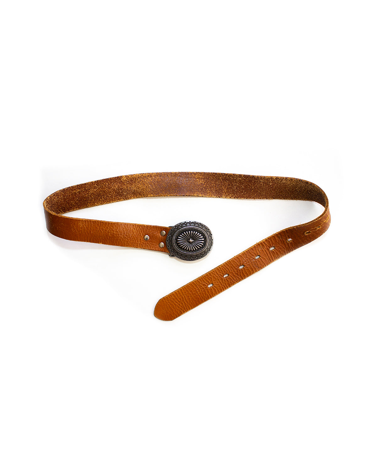 Kapital Concha Style Suede Belt 2000s