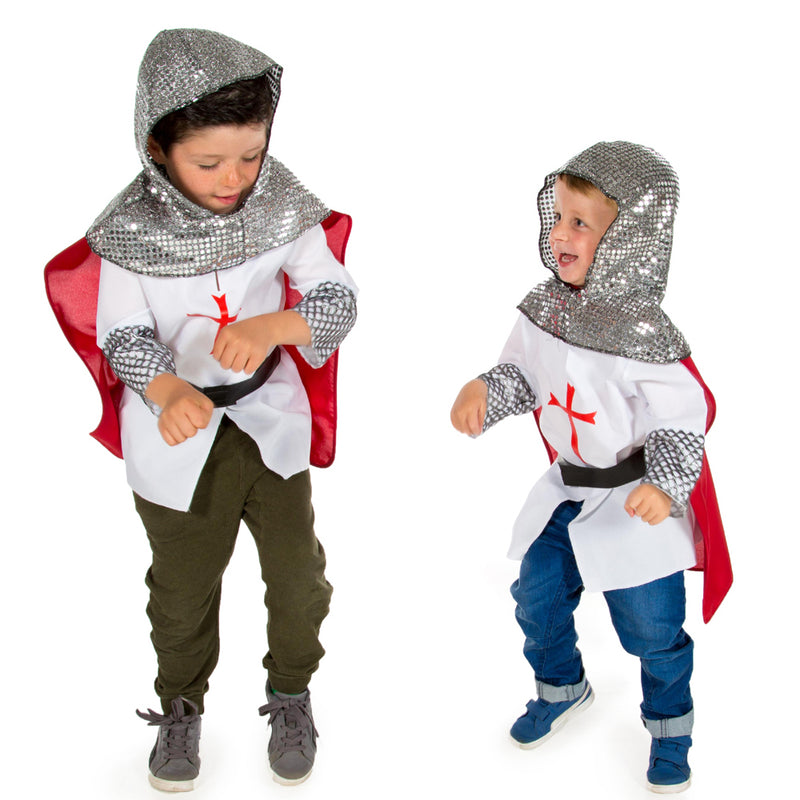 Children's Knight Costume , Children's Costume - Pretend to Bee