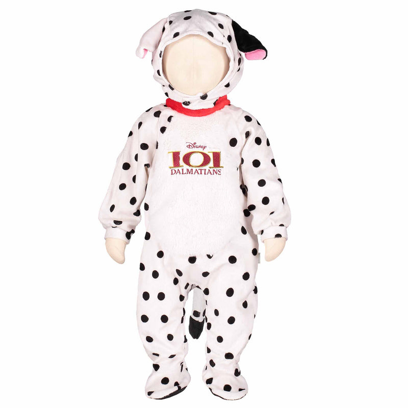 101 Dalmatians Baby Fancy Dress Costume - Official Disney , Baby Costume - Disney Baby, Ayshea Elliott  - 3