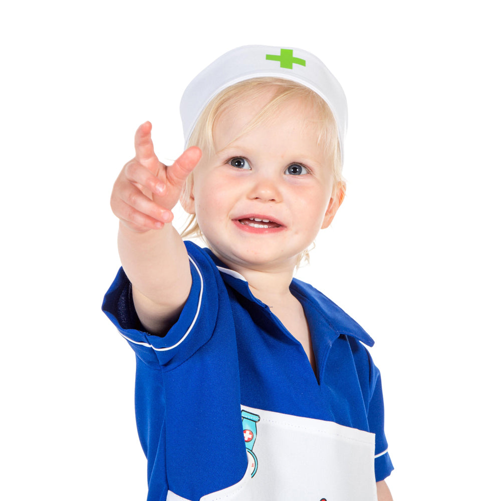 Children's Nurse Outfit - Children's Fancy Dress