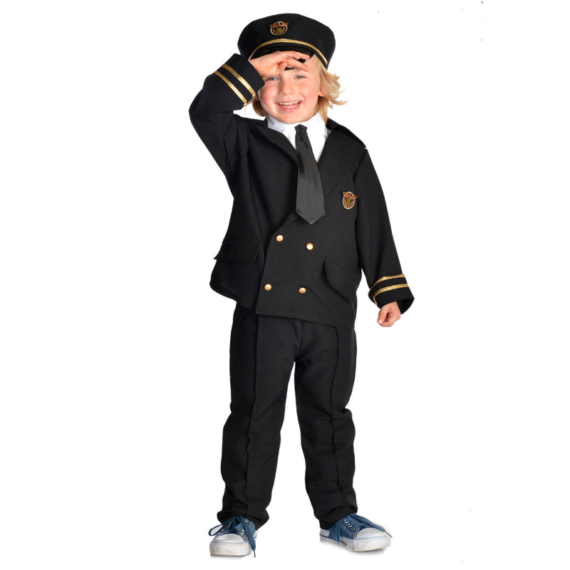Children's Pilot Costume-Children's Costume-Pretend to Bee