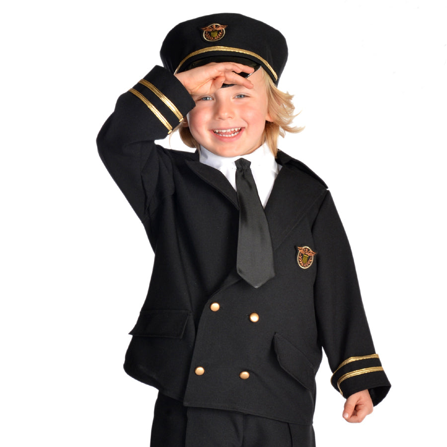 Pilot Costume-Children's Costume-Pretend to Bee
