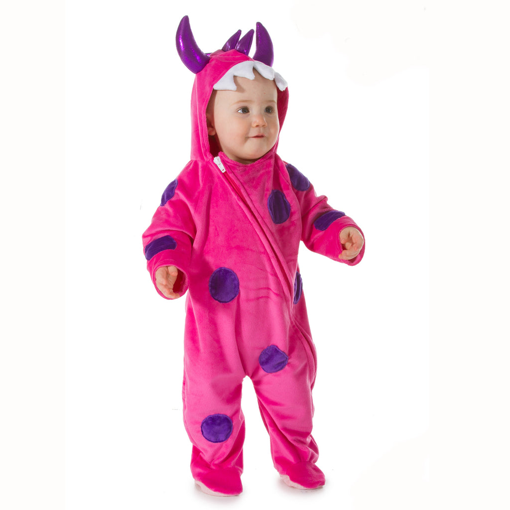 Baby Monster Costume-Pink Monster-Time to Dress Up 2
