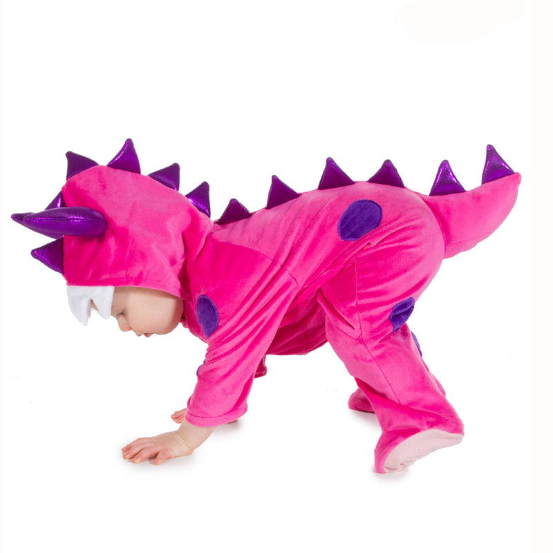 Baby and Toddler Pink Monster Costume_Time to Dress Up